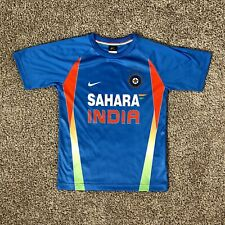 India Cricket Team Nike Dri-Fit Jersey BCCI Sahara Dri-Fit Adult Size XX Small