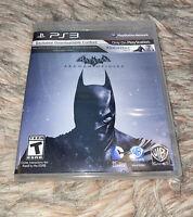 Batman: Arkham Origins (Sony PlayStation 3, 2013) Complete