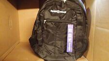 """SWISSGEAR Student Backpack For 15"""" Laptops, Black"""