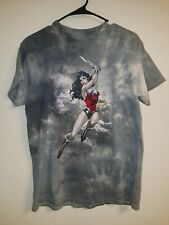 Wonder Woman Graphic T-shirt DC Comics Medium