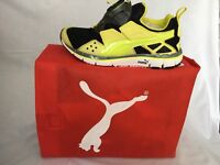 Men's brand New Puma Faas Running Eco Ortholite Trainers/sneakers UK Size 4