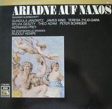 ARIADNE AUF NAXOS - GUNDULA JANOWITZ - JAMES KING - a.o. -  LP