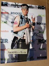 Rainn Wilson Signed Dwight Schrute Autograph The Office COA The Rocker