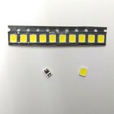 PACK 10 PIEZAS LED SMD 2835 3V 1W 6V 2W LG SAMSUNG BLACKLGHT