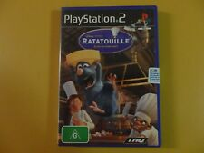 Disney Pixar Ratatouille Sony PlayStation 2 PS2 PAL New Unopened Complete