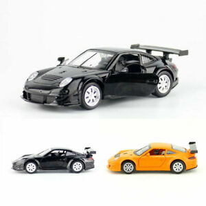1:39 Porsche 911 GT3 RSR Racing Car Model Diecast Toy Vehicle Gift Pull Back
