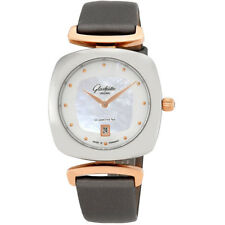 Glashutte Pavonina Mother of Pearl Dial Ladies Watch 1-03-01-26-06-34