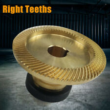 Us Bridgeport Mill Parts Milling Machine Servo Power Feed Right Gear Model Teeth