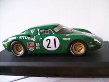 1968 FERRARI 250 LM LE MANS 24 Hours David PIPER / Richard ATTWOOD 1/43 IXO NEW