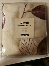 BACOVA Mystic Shower Curtain 70 X 72