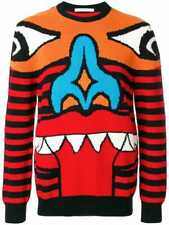 Givenchy Icon Halloween Totem Sweater Knit Knitted Jumper Pullover S