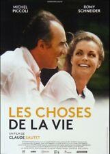 affiche du film CHOSES DE LA VIE (LES) 40x60 cm