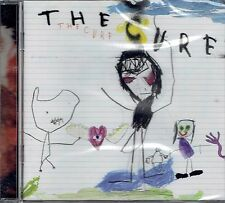 CD - THE CURE - The cure