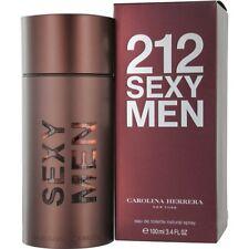 Carolina Herrera 212 Sexy Man, 3.4oz Men's Eau de Toilette