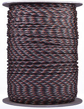 Hidden Camo - 550 Paracord Rope 7 strand Parachute Cord - 1000 Foot Spool