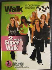 Leslie Sansone Walk at Home: 2 Mile Super Walk Big Calorie Burn Discs Only