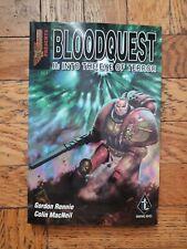 Warhammer Bloodquest II Into the Eye of Terror by Gordon Rennie & Colin McNeil