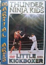 Thunder Ninja Kids - Little Kickboxer (DVD, 2000) *BRAND NEW* DVD