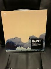 Beady Eye BE Vinyl Record With Poster NM Liam Gallagher