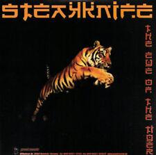 "STEAKKNIFE / CRAVING Eye Of The Tiger / Born To Be  split 7"" (2001 Greed) neu!"