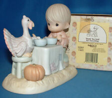 Precious Moments Figurine 522031 ln box Thank You Lord For Everything