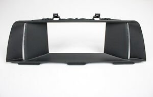 Original BMW 5er F10 F11 Monitorblende Navigation Business