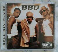 Bell Biv DeVoe - BBD (PA, 2001) 11 track CD album. 'New Edition'