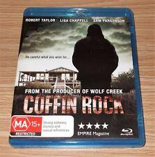 Coffin Rock : Blu-ray Brand New Unsealed
