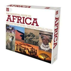 The Essential Guide to Africa, Various Artists, Good Box set