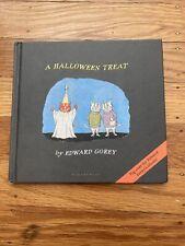 Edward Gorey's Ghosts/A Halloween Treat by Edward Gorey 1st U.S.Edition 2012 HC