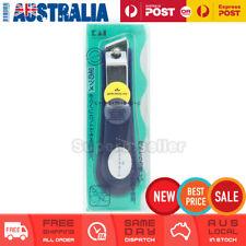 KAI Slant Toe Nail Cutter Clipper Nipper Heavy Duty Thick Nails Antibacterial AU
