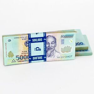 Buy Vietnam Dong | 1,000,000 Vietnamese Currency | 1 Million VND Money