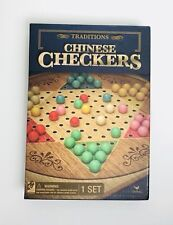 Traditions Chinese Checkers Cardinal Board Game