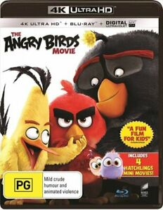 The Angry Birds Movie UHD