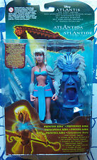 DISNEY - ATLANTIS - PRINCESS KIDA - + POWER CRYSTAL SPARKS ! - MATTEL