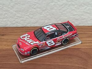 2002 Dale Earnhardt Jr. Budweiser Talladega Aaron's 499 Raced Win 1/64 NASCAR