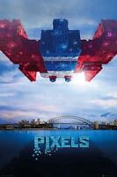 Pixels : Galaga - Maxi Poster 61cm x 91.5cm new and sealed
