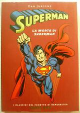 I CLASSICI DEL FUMETTO DI REPUBBLICA SERIE ORO 5 - Superman.