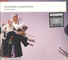 Per Norgard Der Gottliche Tivoli CD NEW Stadttheater Bern Divine Circus CD NEW