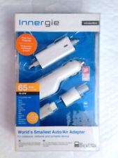 Innergie mCube Mini 65 Watt Lite World's Smallest Auto/Air Adapter NOTEBOOK