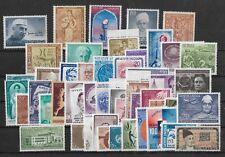 India Several Dozen Sets MNH On 4 Cards (R72)
