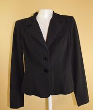 BCX Women's Girls Black Blazer Size S Professional Career From Two-button Macys