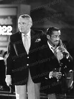 8x10 Print Sammy Davis Jr Frank Sinatra #SD03