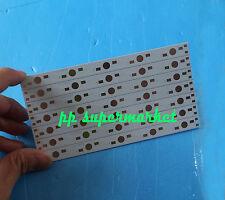 130mm x 1mM Aluminium PCB Circuit Board for 5x 1w,3w,5w LED in Series