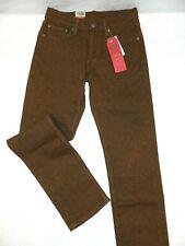 Fit 28x32 New Levi's 511 Slim Stonewashed Denim Copper Black Jeans Tag 28x32