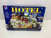 Hotel von MB Brettspielklassiker Gesellschafts Kinder Familien blaue Ausgabe