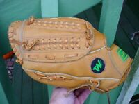 SEARS TED WILLIAMS PRO MODEL 12.5 INCH BASEBALL GLOVE LEFT HAND THROW