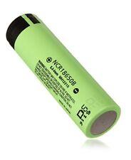 100% Genuine Panasonic NCR18650B 3400mAH Li-ion Battery - Made in Japan