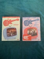 The Monkees Season 1 and 2 11 Disc Set DVD Complete Tv Series Rare Oop Lot