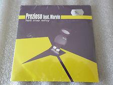CD-PREZIOSO-FEAT MARVIN_TELL MY WHY-SANDRINI/LEONI/MOSCHINI-(CD SINGLE)99-2TRACK